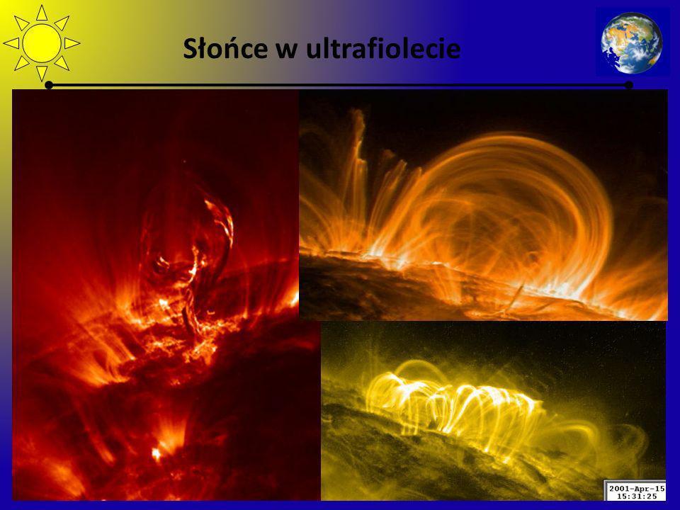 Słońce w ultrafiolecie