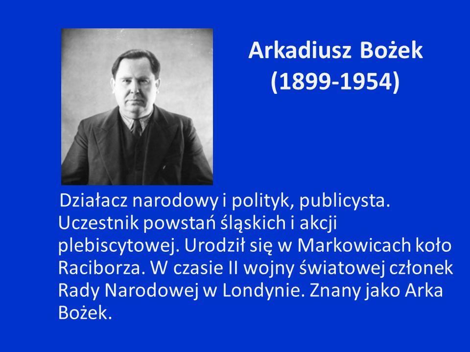 Arkadiusz Bożek (1899-1954)