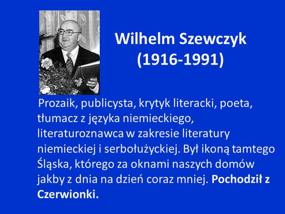 Wilhelm Szewczyk (1916-1991)