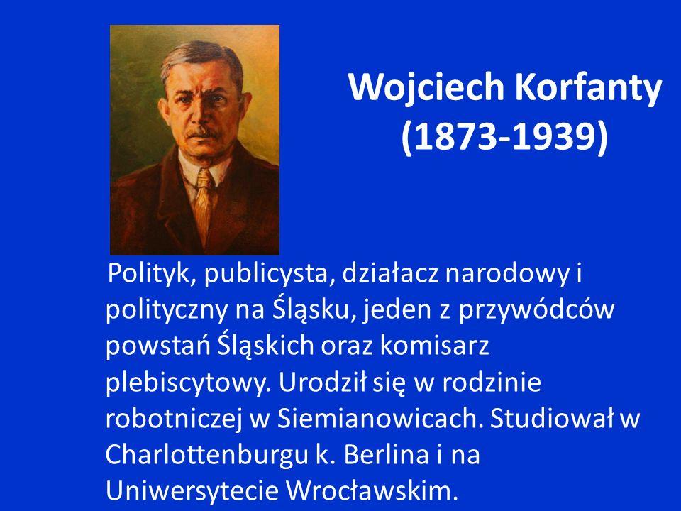 Wojciech Korfanty (1873-1939)