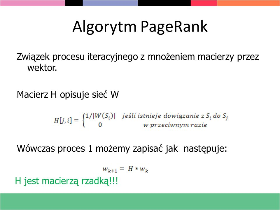 Algorytm PageRank
