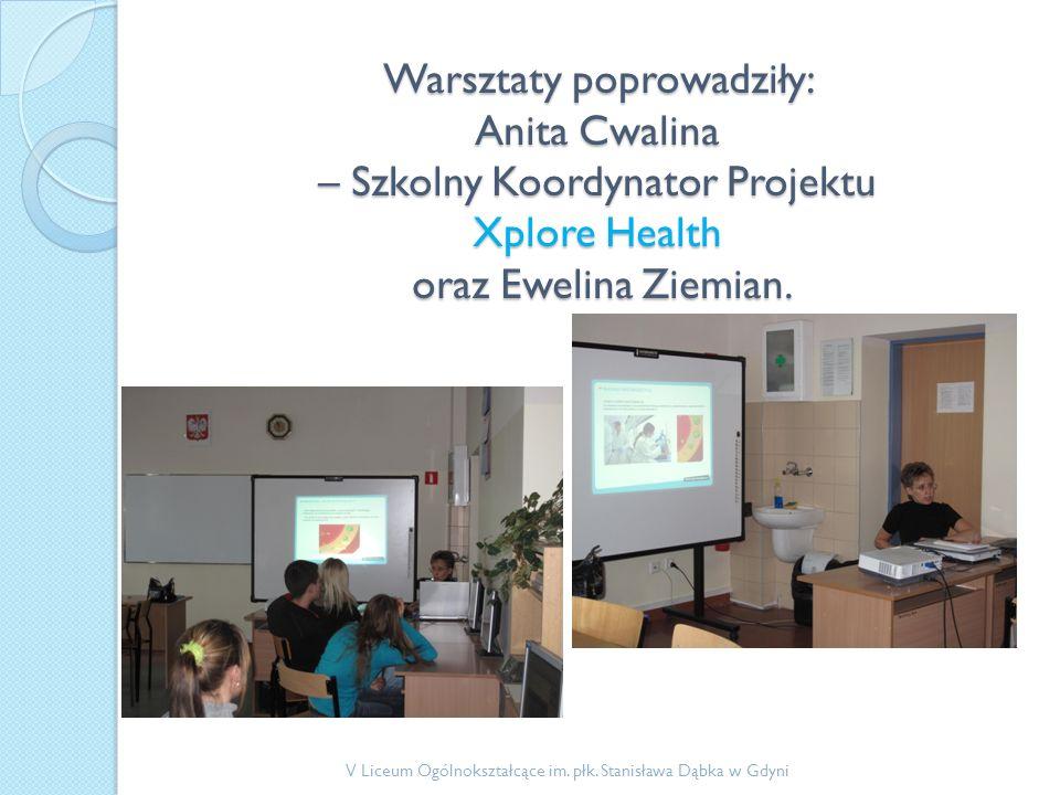 V Liceum Ogólnokształcące im. płk. Stanisława Dąbka w Gdyni