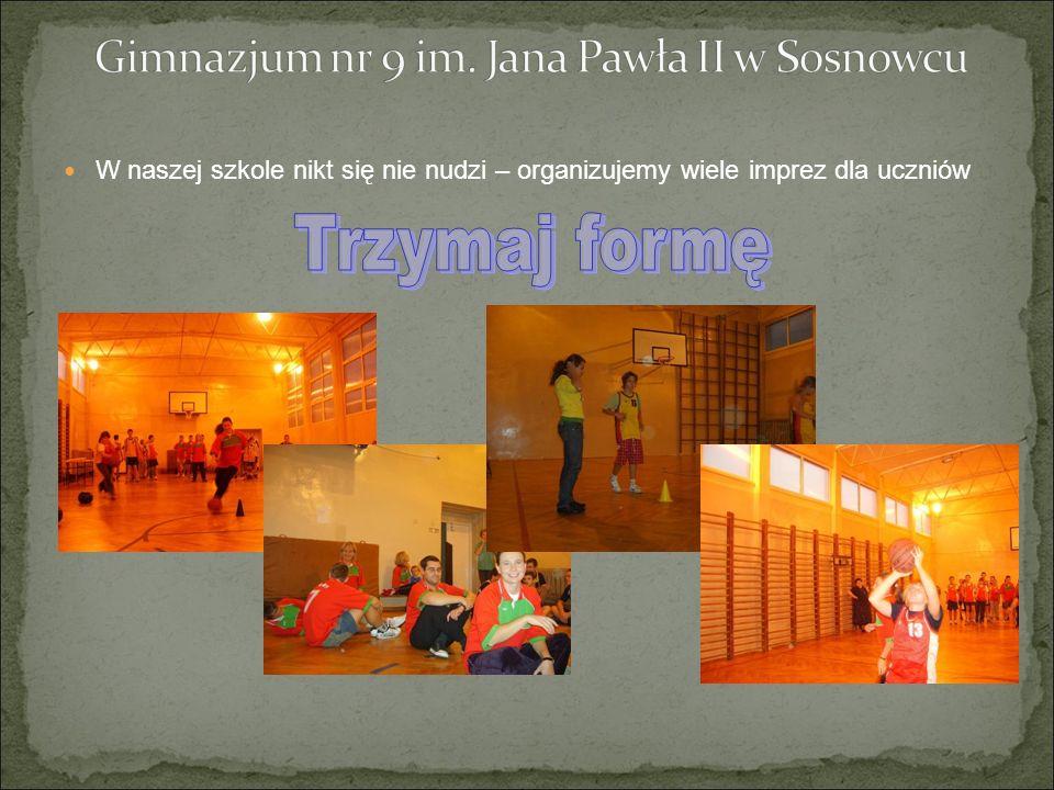 Gimnazjum nr 9 im. Jana Pawła II w Sosnowcu