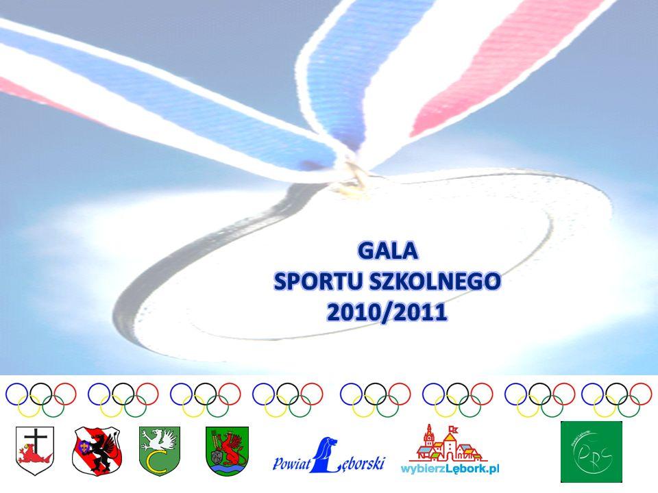 GALA SPORTU SZKOLNEGO 2010/2011
