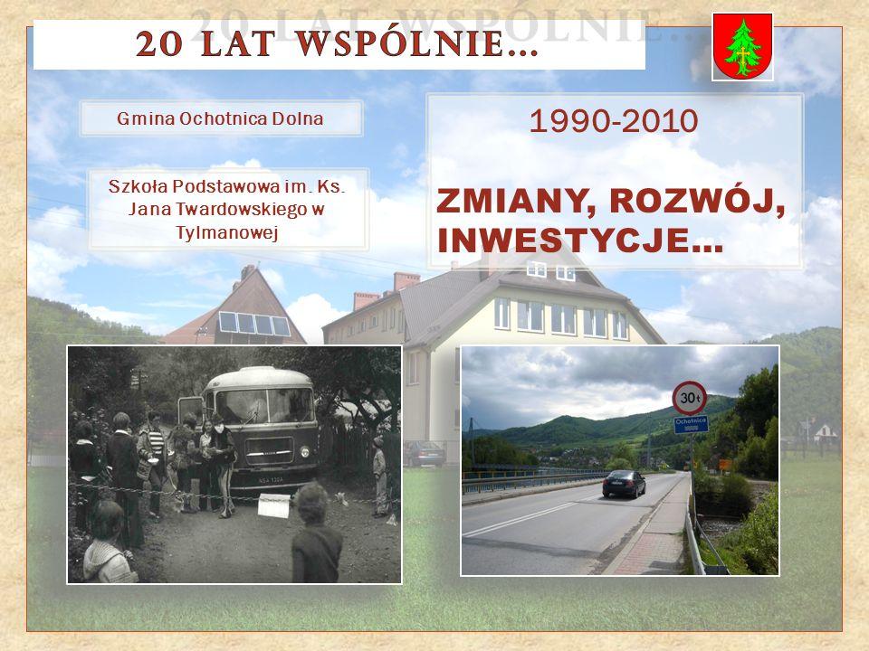 Szkoła Podstawowa im. Ks. Jana Twardowskiego w Tylmanowej