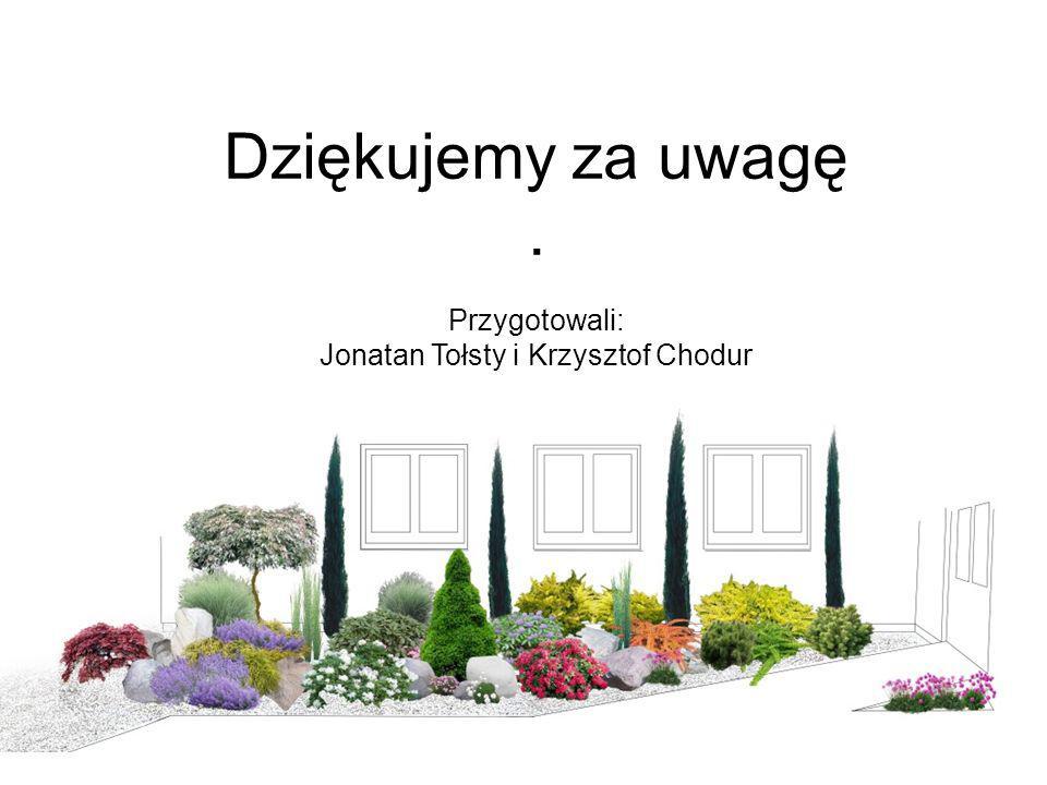 Jonatan Tołsty i Krzysztof Chodur