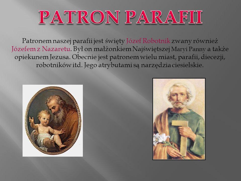 PATRON PARAFII