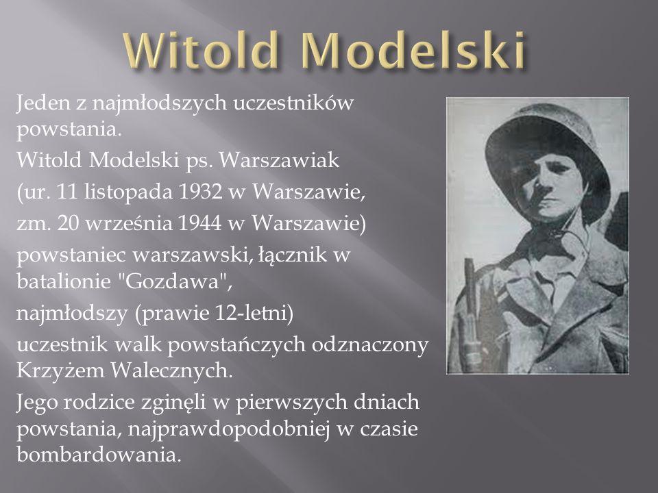 Witold Modelski