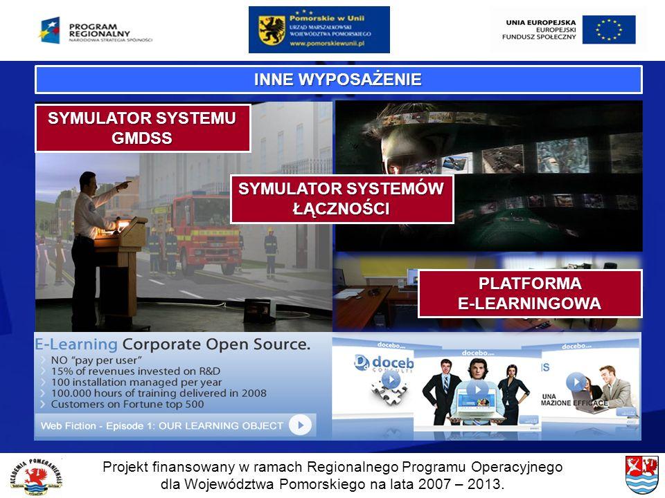 SYMULATOR SYSTEMU GMDSS