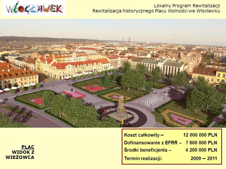 Dofinansowanie z EFRR – 7 800 000 PLN