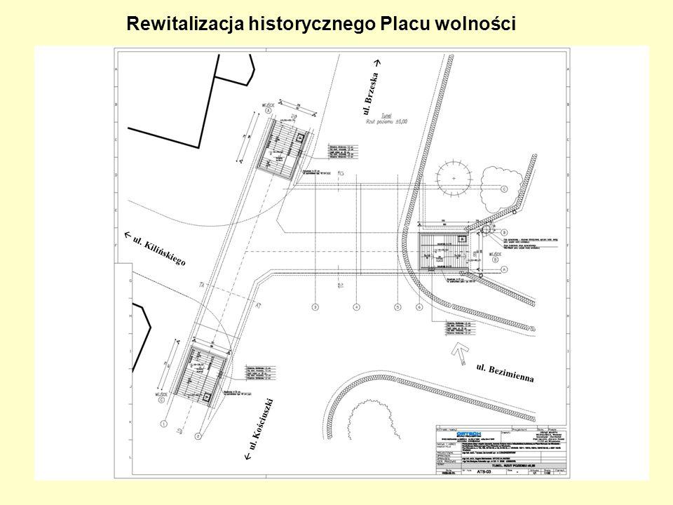 Rewitalizacja historycznego Placu wolności