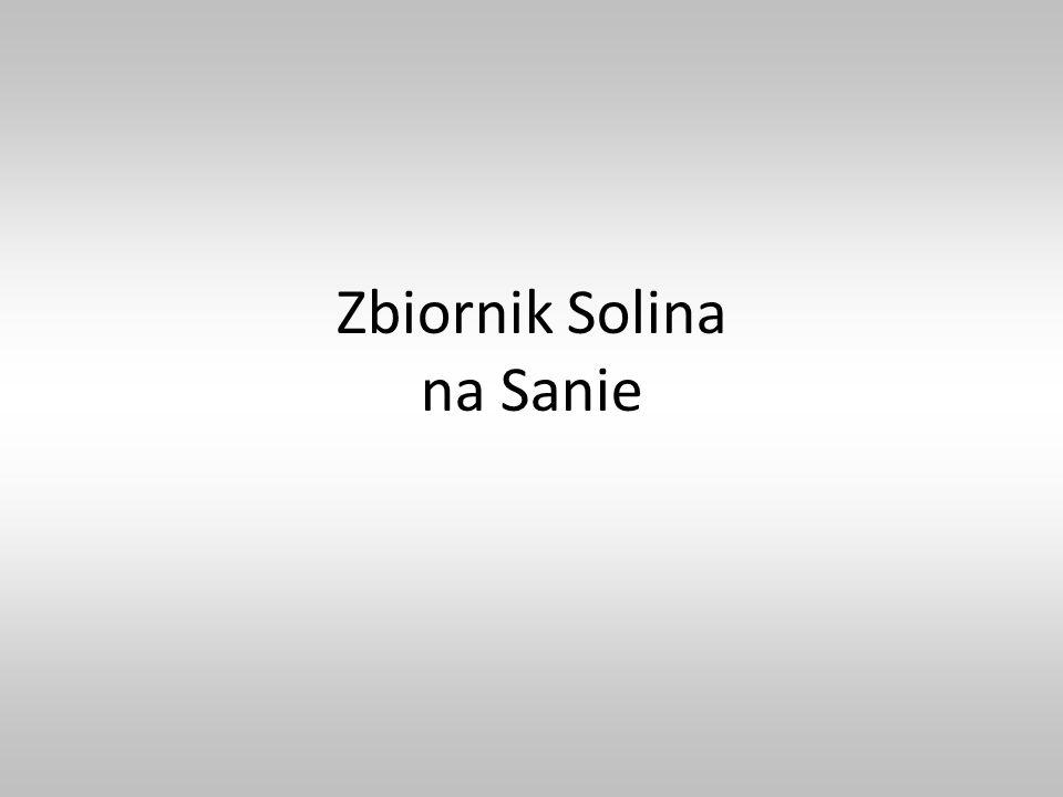 Zbiornik Solina na Sanie