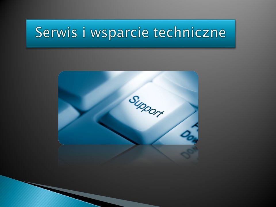 Serwis i wsparcie techniczne