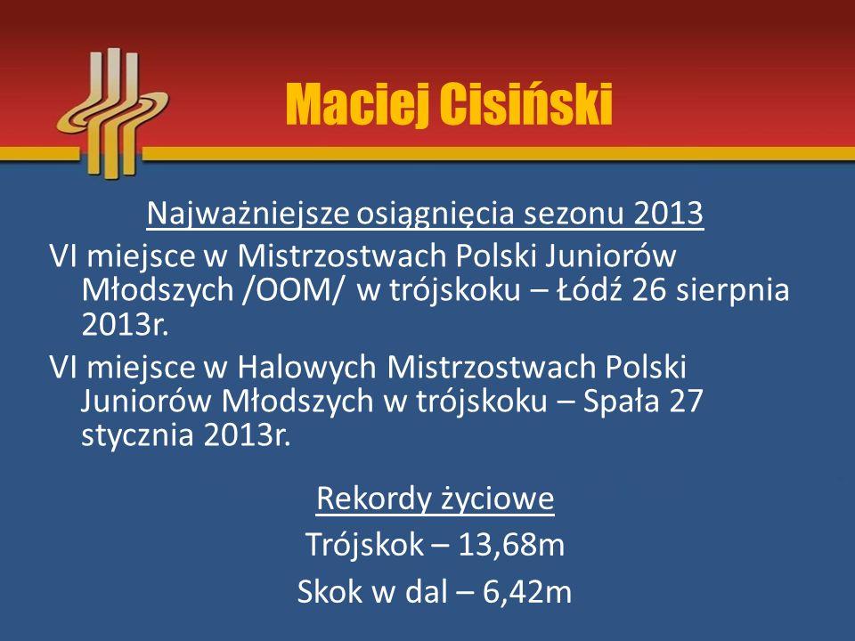 Maciej Cisiński