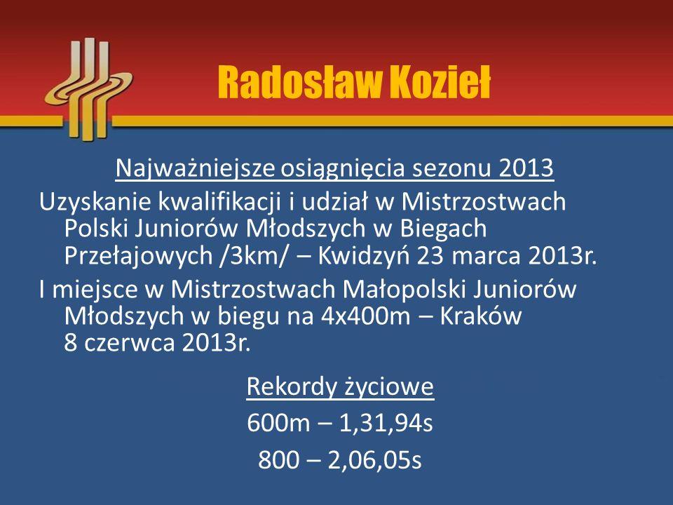 Radosław Kozieł
