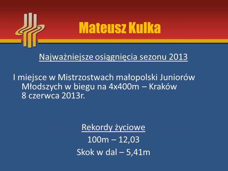 Mateusz Kulka