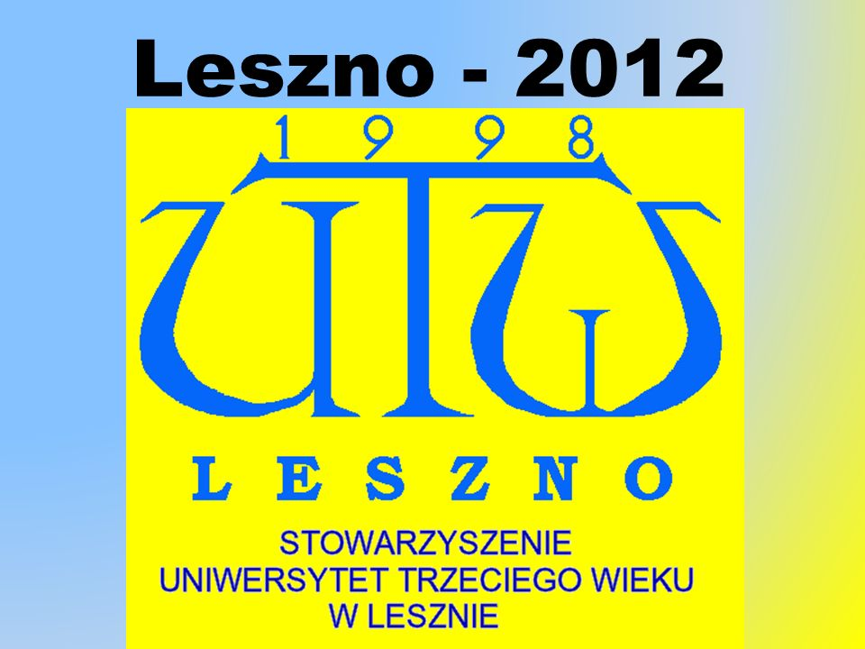 Leszno - 2012