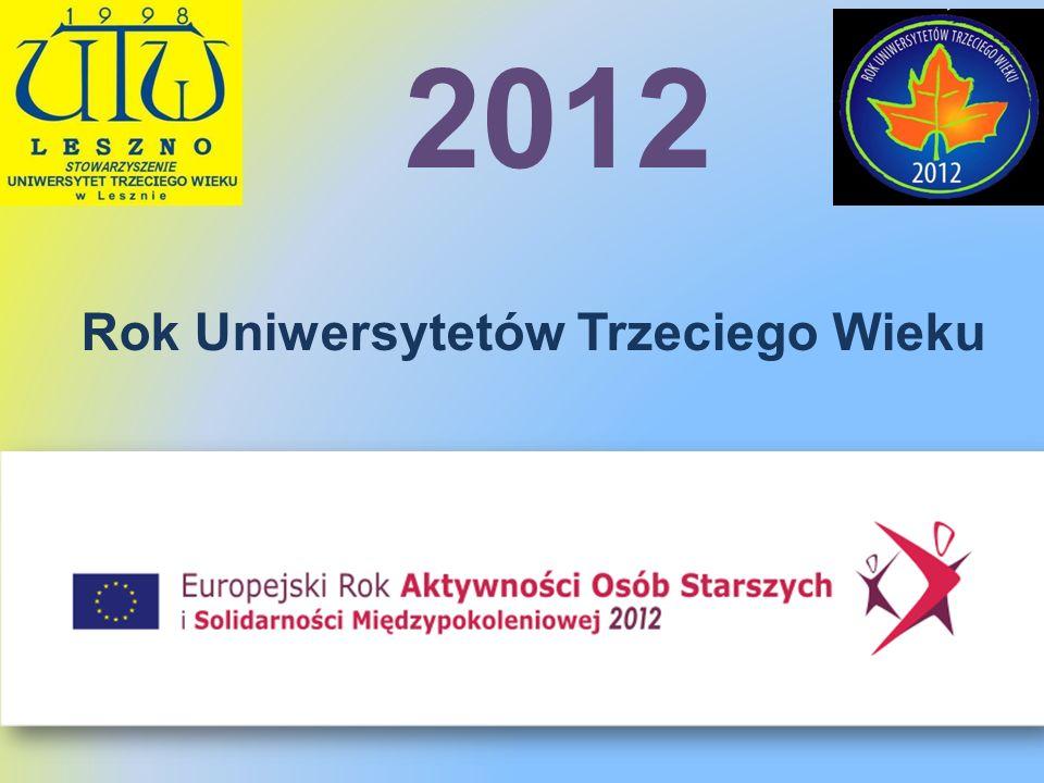 Rok Uniwersytetów Trzeciego Wieku