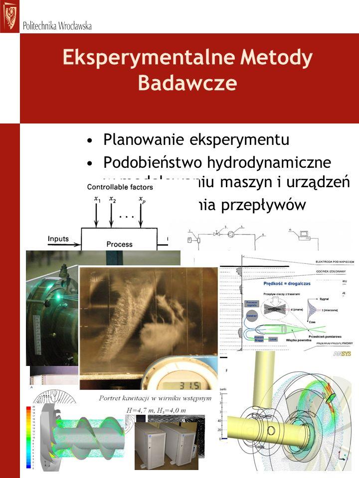 Eksperymentalne Metody Badawcze
