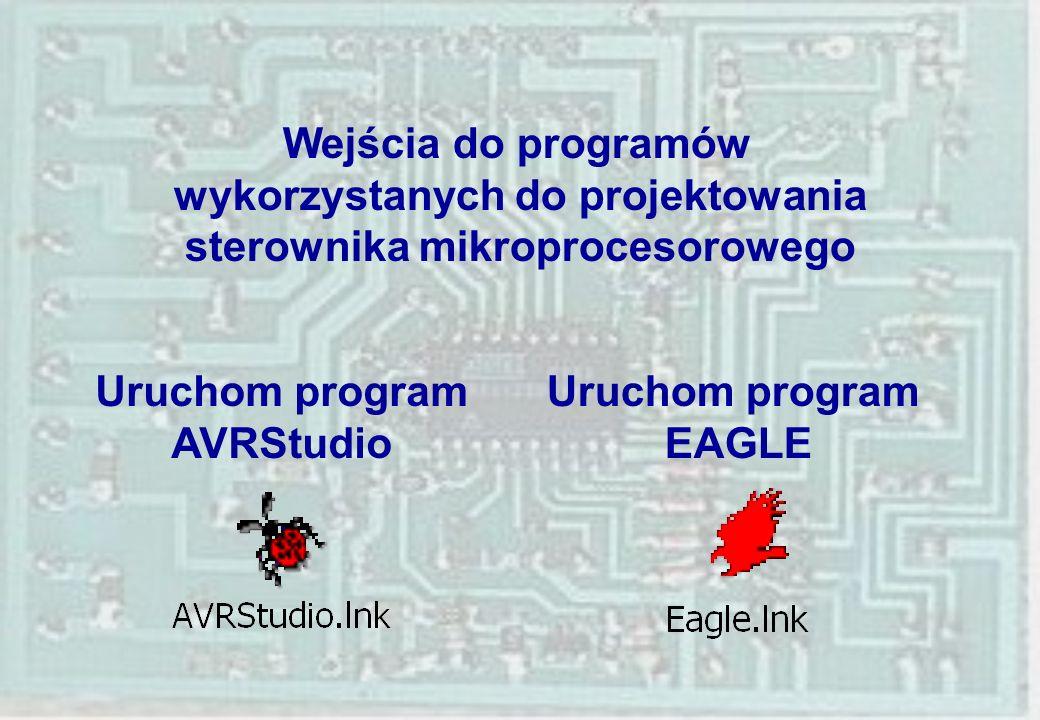 wykorzystanych do projektowania sterownika mikroprocesorowego