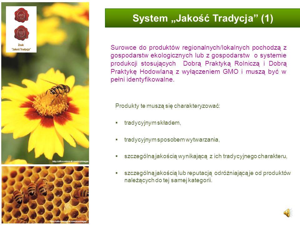 """System """"Jakość Tradycja (1)"""