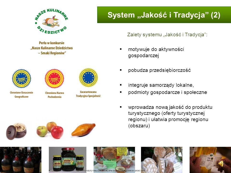 """System """"Jakość i Tradycja (2)"""