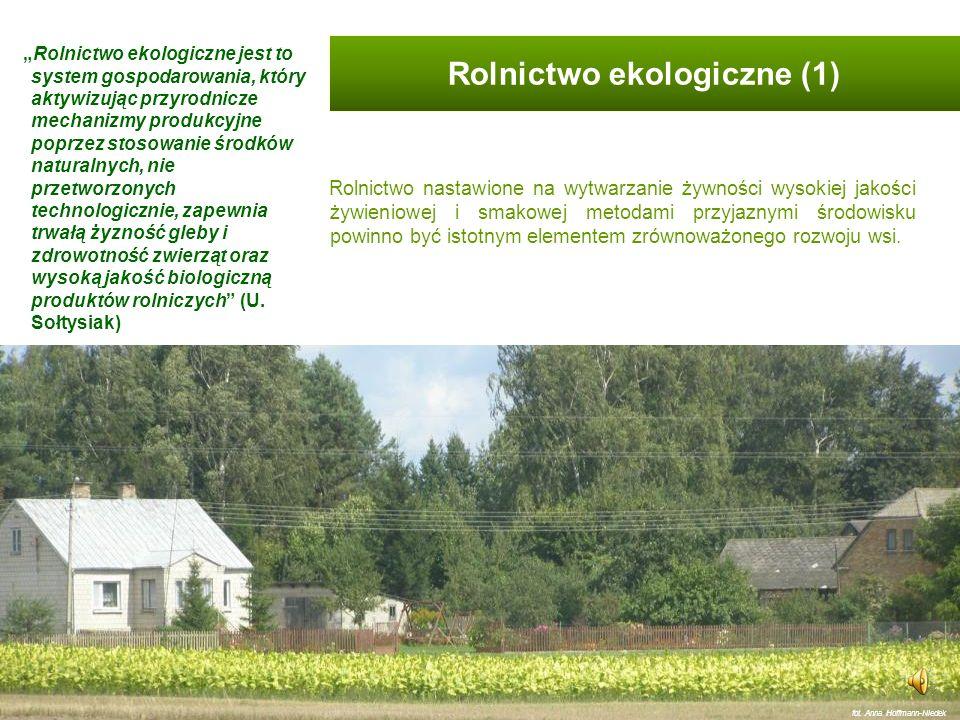 Rolnictwo ekologiczne (1)