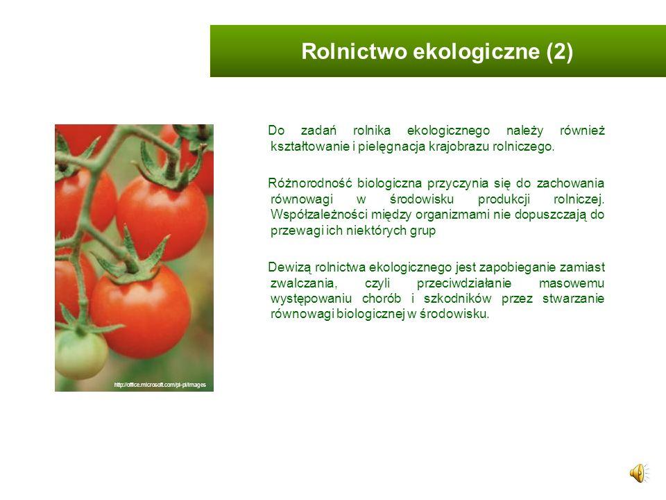 Rolnictwo ekologiczne (2)