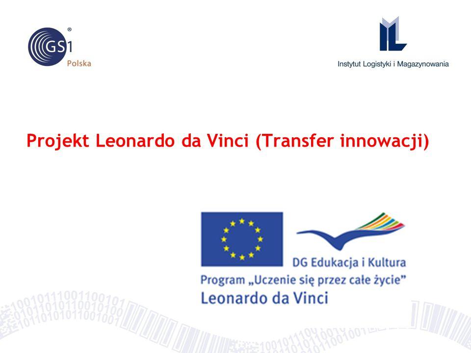 Projekt Leonardo da Vinci (Transfer innowacji)