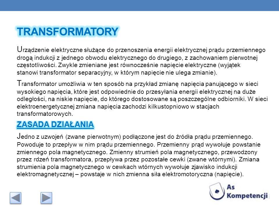 TRANSFORMATORY