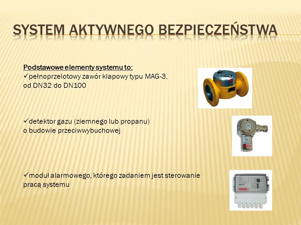 System aktywnego bezpieczeństwa