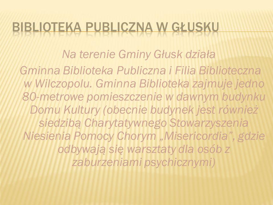 Biblioteka Publiczna w Głusku