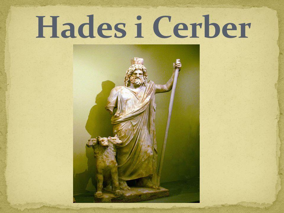 Hades i Cerber