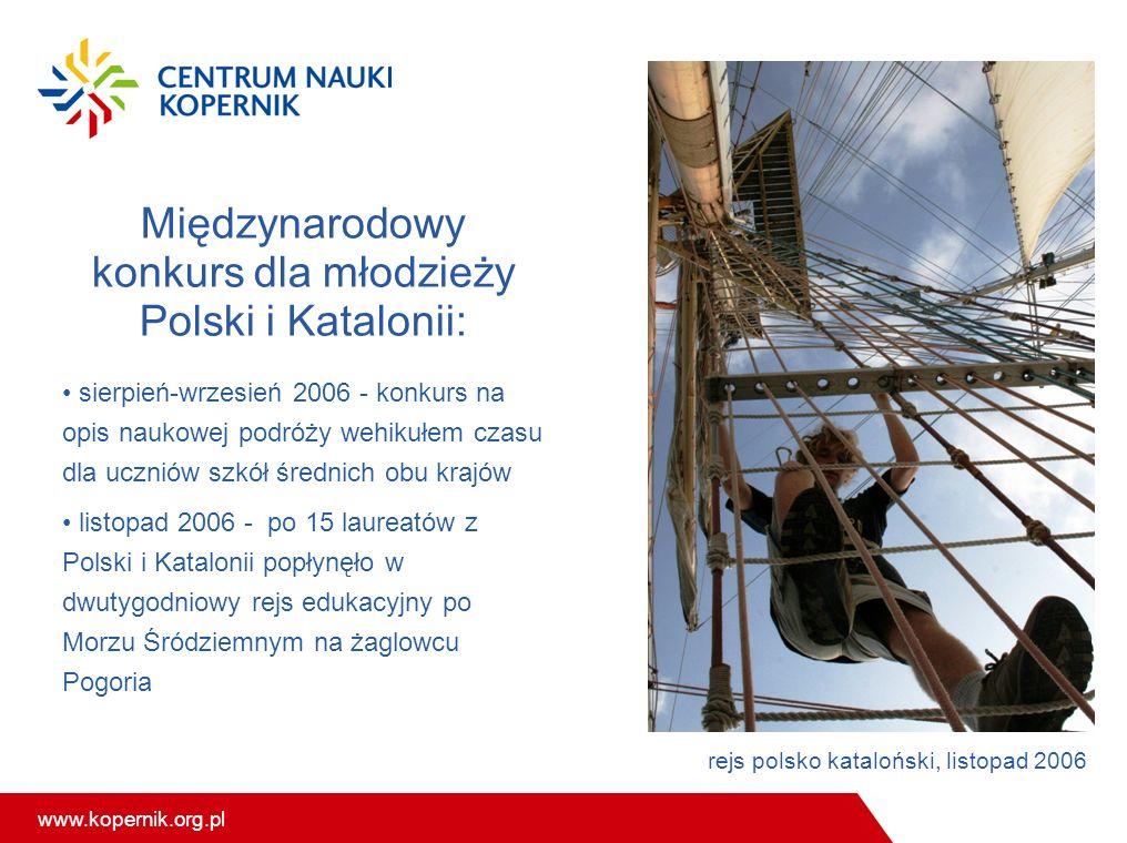 Międzynarodowy konkurs dla młodzieży Polski i Katalonii: