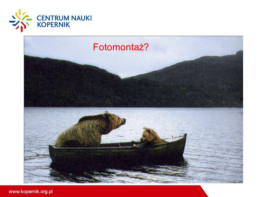 Fotomontaż www.kopernik.org.pl