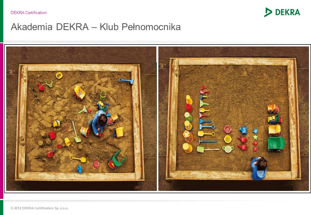 Akademia DEKRA – Klub Pełnomocnika