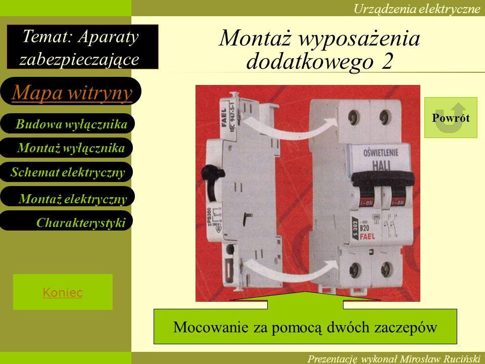 Montaż wyposażenia dodatkowego 2