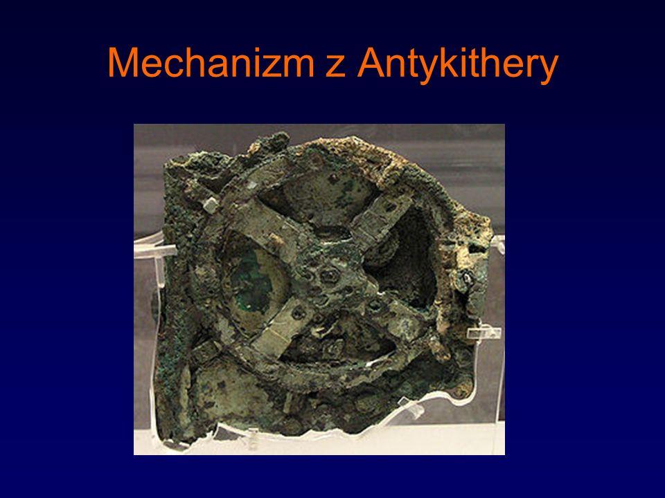 Mechanizm z Antykithery