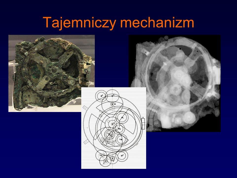 Tajemniczy mechanizm