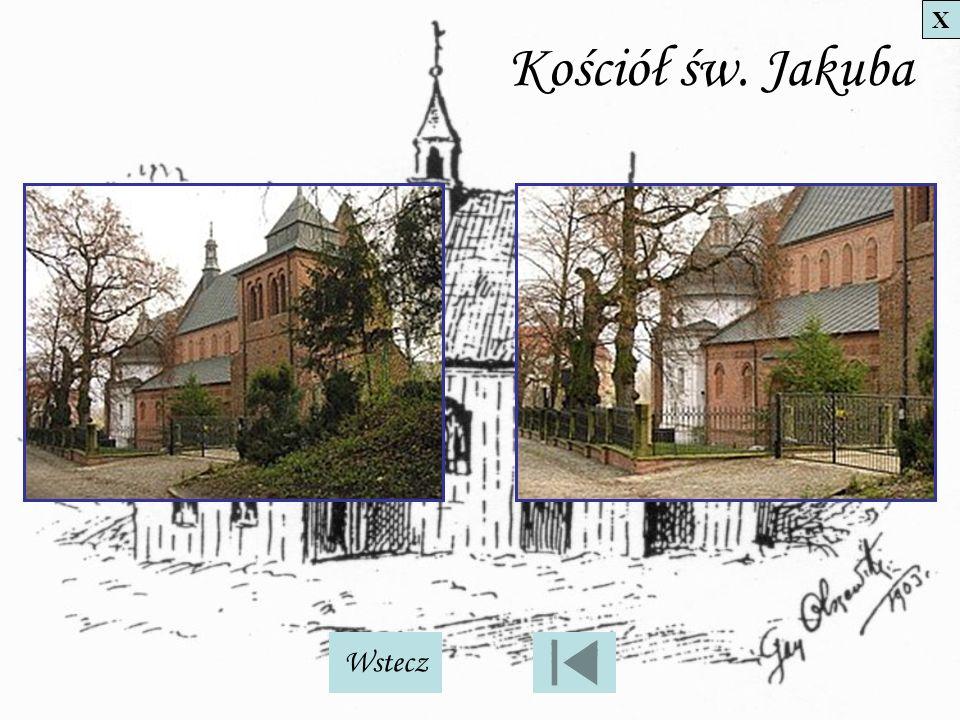 X Kościół św. Jakuba Wstecz