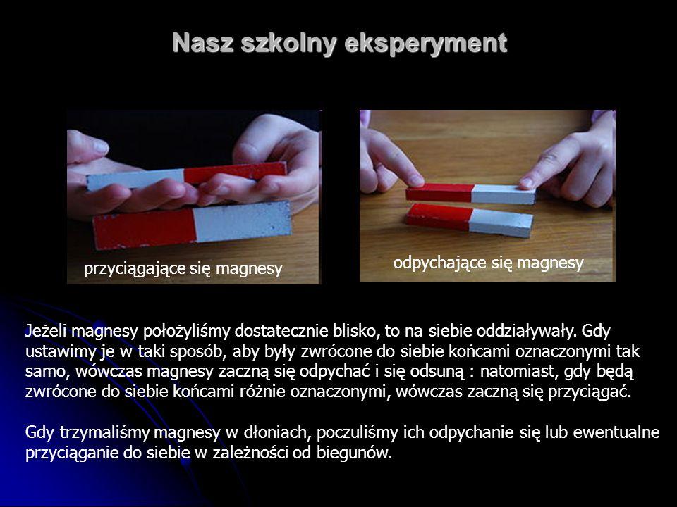 Nasz szkolny eksperyment