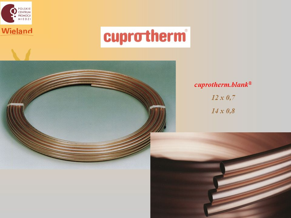 cuprotherm.blank® 12 x 0,7 14 x 0,8