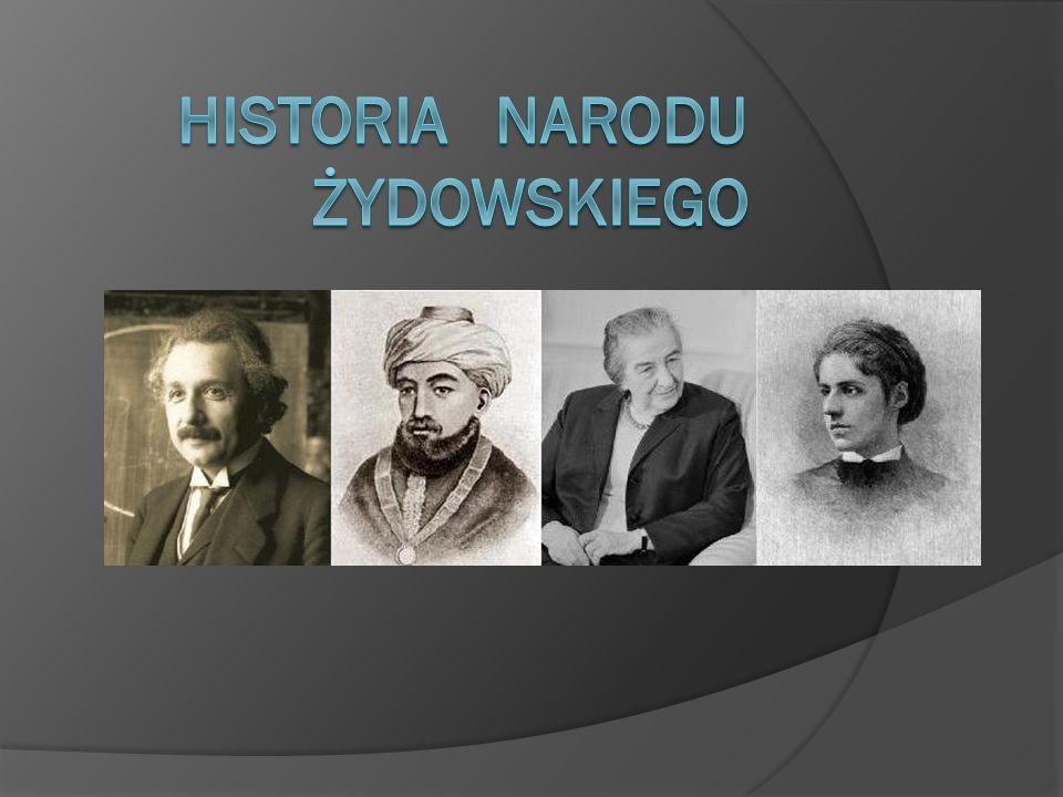 Historia Narodu żydowskiego