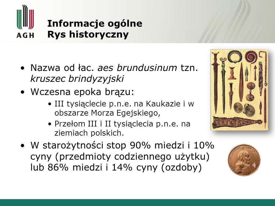 Informacje ogólne Rys historyczny