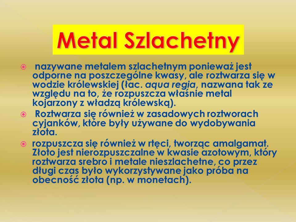 Metal Szlachetny