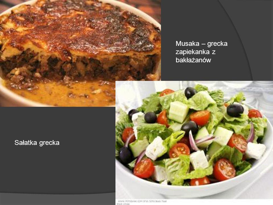 Musaka – grecka zapiekanka z bakłażanów