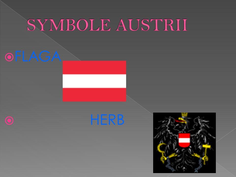 SYMBOLE AUSTRII FLAGA HERB