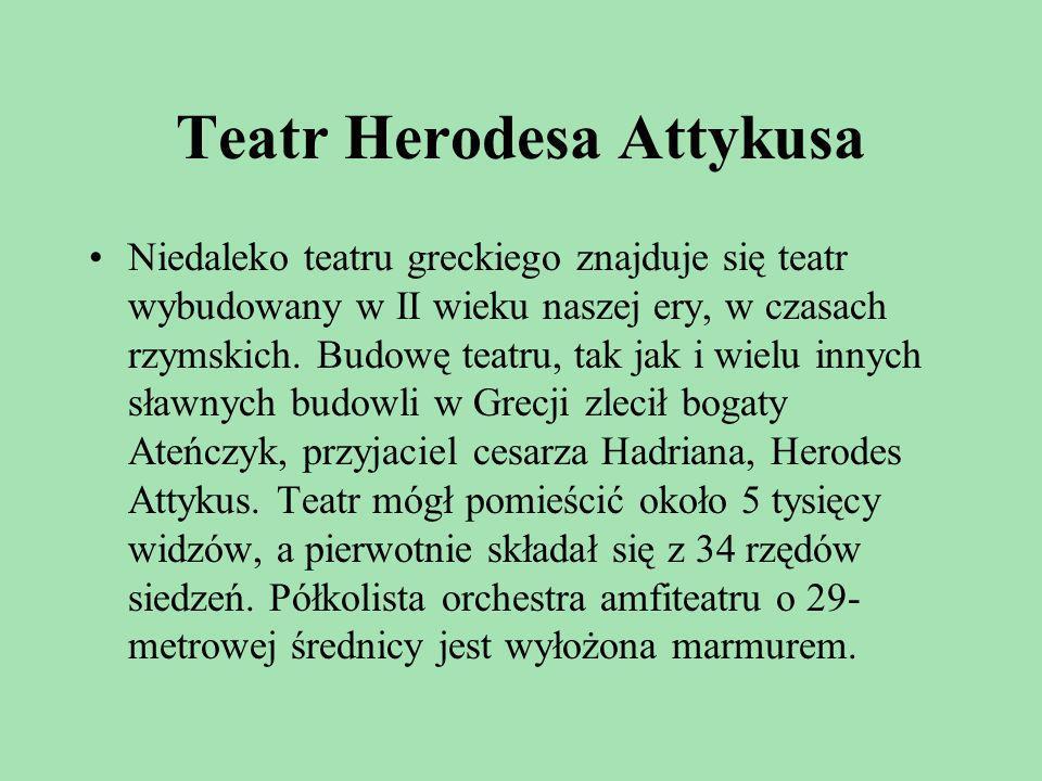 Teatr Herodesa Attykusa