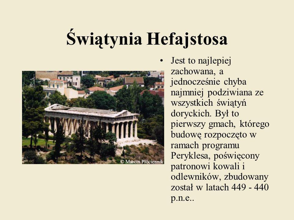 Świątynia Hefajstosa
