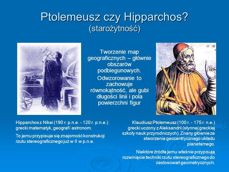 Ptolemeusz czy Hipparchos (starożytność)